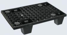 10x Kunststoffpalette Palette Leichtpalette Industriepalette 20305