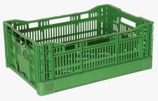 Klappbehälter Gemüsekiste Klappkiste Faltkiste Stapelbehälter Gitterkorb 55475
