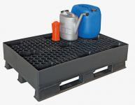 Sicherheits - Auffangwanne Kunststoffwanne Gefahrgutwanne Umwelttechnik 70004