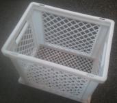 B-Ware Stapelbehälter Kunststoffkiste Kunststoffbehälter Stapelkiste 22037