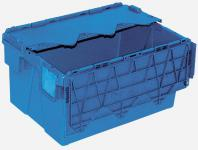 Eurobehälter Mehrwegbehälter Drehstapelbehälter Deckelbehälter