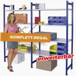 Steckregal Fachbodenregal Magazinregal Lagerregal Regal Ordnerregal 62715