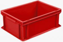 14x Stapelbehälter Lagerkasten Transportbehälter Kunststoffkiste Kiste 55502