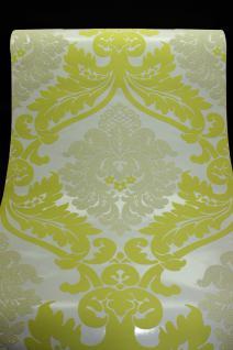 Tapeten barock gelb online bestellen bei yatego for Tapete gelb muster