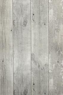 Vlies tapete antik holz rustikal verwittert creme grau vert felung 68615 kaufen bei joratrend e k - Tapete rustikal ...