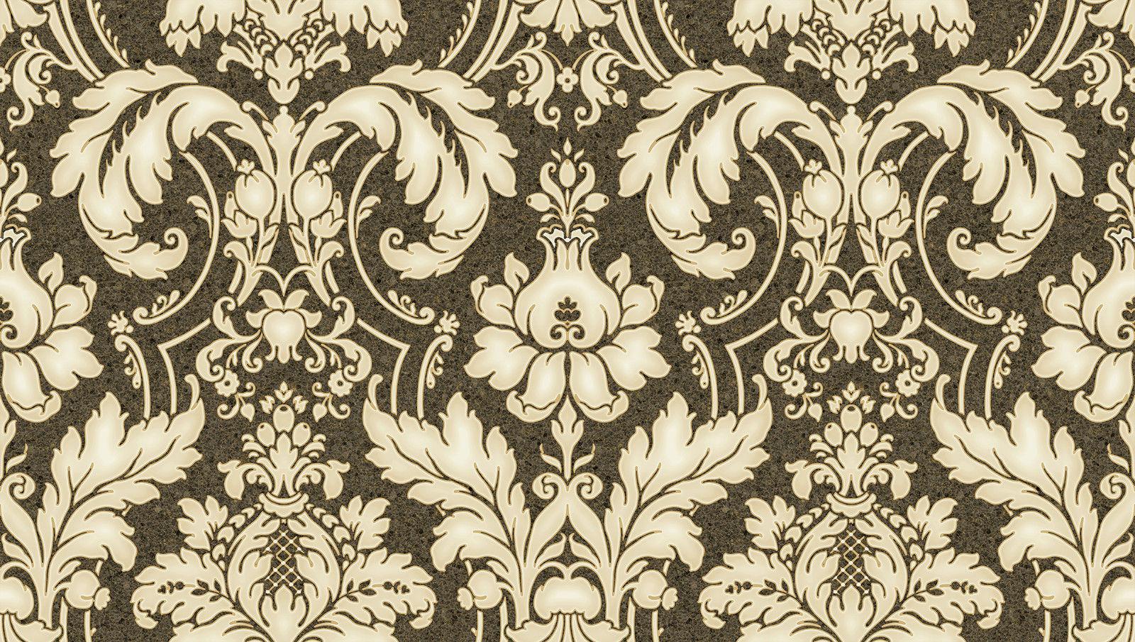 Barock Tapete Schwarz. retro barock tapete black white 5526 31 ...