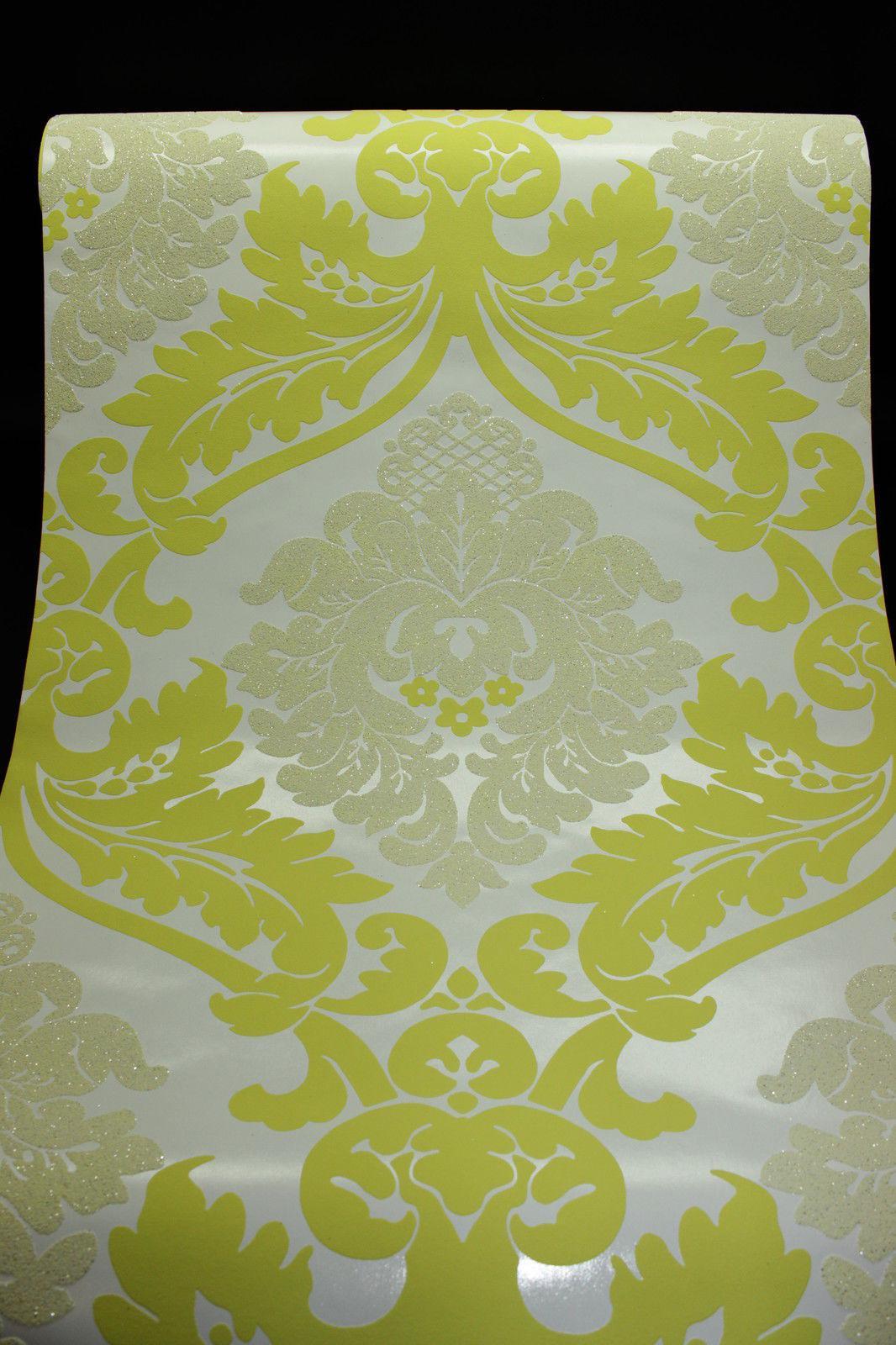 Tapeten grün gelb günstig online kaufen bei yatego