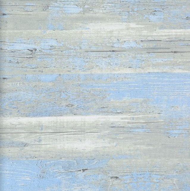 Vlies tapete 47533 holz muster bretter vert felung naturholz rustikal blau beige kaufen bei - Tapete rustikal ...