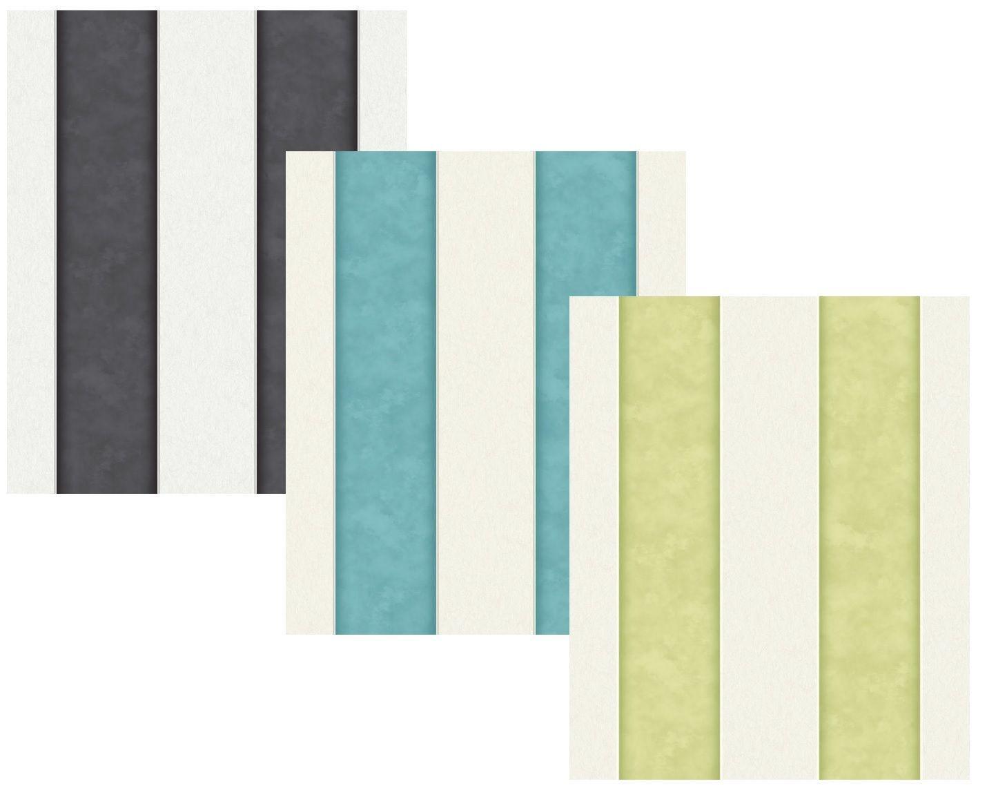 Tapeten Grün Weiß Streifen online kaufen bei Yatego