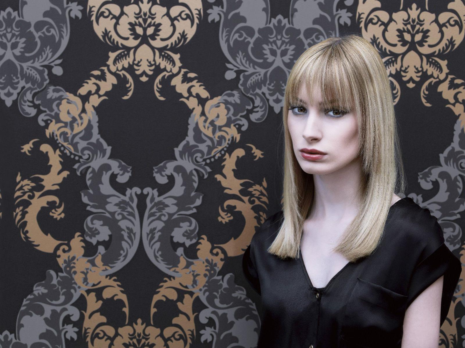 Tapete schwarz grau silber online kaufen bei yatego