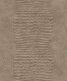 Vlies Tapete Krokodil Leder gold bronze metallic Schimmer Afrika 2S0203 leather