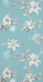 Tapete Blau Muster : tapeten blau floral online bestellen bei yatego ~ Watch28wear.com Haus und Dekorationen
