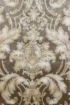 Vlies Tapete Barock Ornament braun gold beige metallic Hochwertig JC2008-6