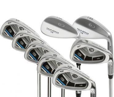 """U.S. Kids Golf Tour Series 8er Eisensatz TS 57"""", 158 - 163 cm (Mädchen und Jungen)"""