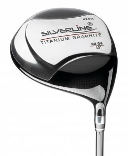 Silverline Titanium Driver CR-06