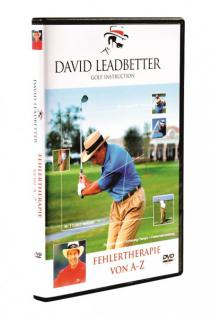 David Leadbetter - Fehlertherapie von A-Z (DVD) - deutsche Version