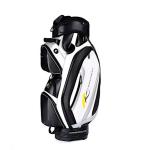 Powakaddy Golfbag Premium Deluxe PU/PVC