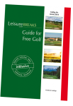 LeisureBREAKS Guide for Free Golf Ausgabe 2017/2018