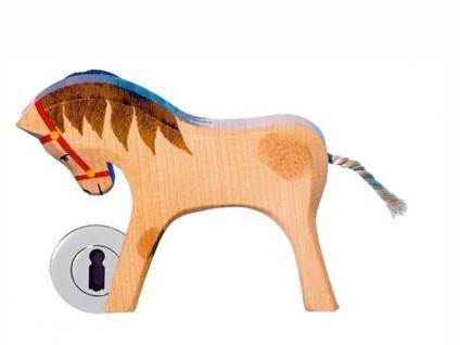 Türöffner in Form eines Pferdes
