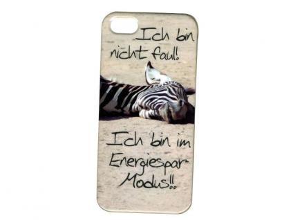 iPhone 5 Copertura Ich non sono pigra