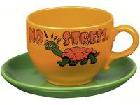 Jumbo Tasse - Schildkröte - Keinen Stress