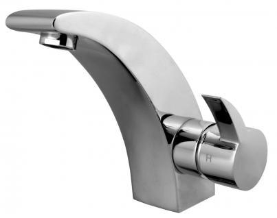 Waschtisch Armatur Einhand Waschbeckenarmatur Wasserhahn Mischbatterie *0450