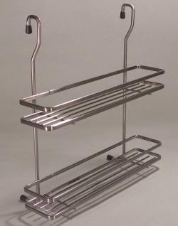 Gewürzbord Relingsystem QUAD Küchenreling Universalablage Relingablage *42111