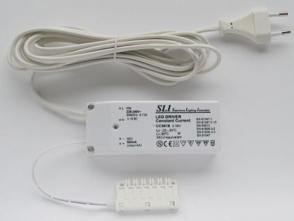 LED Konverter PINTO Transformator 18 W bis 6 Leuchten a 3 Watt Netzteil *540259