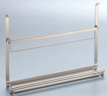 Kochbuchlablage Relingsystem Linero 2000 Kochbuchhalter Backbuch Ablage *521401