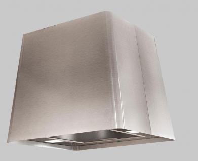 Umluft Küchen Inselhaube SEPPIO 50 x 50cm LED Licht 630 m³/h Beleuchtung *553419