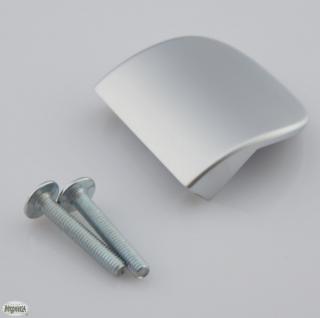 Schubladen-/Kommodengriff BA 32 mm Chrom matt Schrank-/Profil-/Möbelgriff *704
