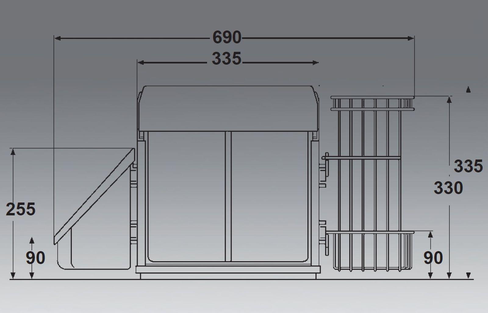 Ikea kche eckschrank karussell nauhuricom kchen for Bodbyn ka che