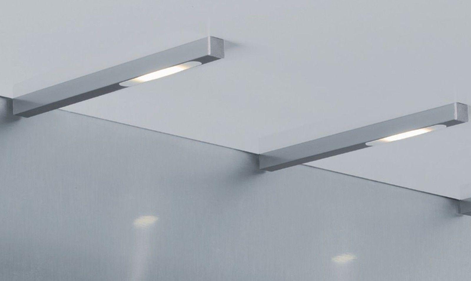 kuchenschrank unterbauleuchte : LED Einbauleuchte 2-er Set Unterbauleuchte 3, 5W K?chenschrank ...