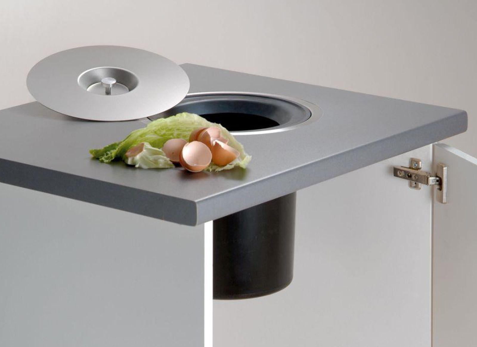 Beautiful Komposteimer Für Die Küche Photos - Ridgewayng.com ...
