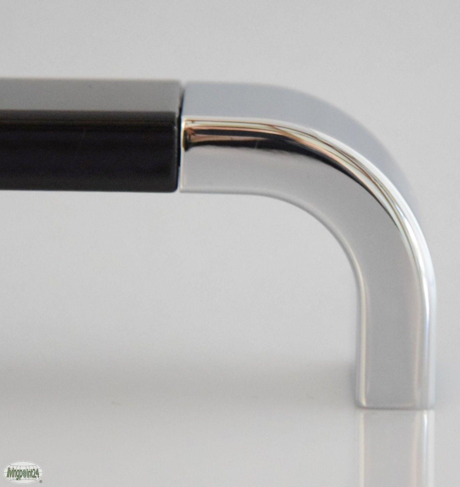 Möbelgriff BA 128 160 192mm verchromt Küchen Kommoden