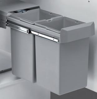 abfalleimer 30 liter online bestellen bei yatego. Black Bedroom Furniture Sets. Home Design Ideas