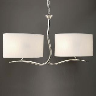 h ngeleuchte wei stoff online bestellen bei yatego. Black Bedroom Furniture Sets. Home Design Ideas