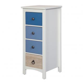 kommode blau g nstig sicher kaufen bei yatego. Black Bedroom Furniture Sets. Home Design Ideas