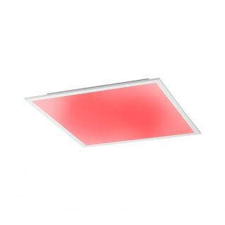 Paul Neuhaus 8086-16 Q-Flag LED Deckenleuchte + Fb. / 25W / RGB, 3000K / Weiss - Vorschau 4