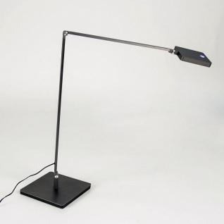 Licht-TrendLa Notte LED-Tischleuchte Touch-Dimmer 800 Lumen Anthrazit Tischlampe - Vorschau 2
