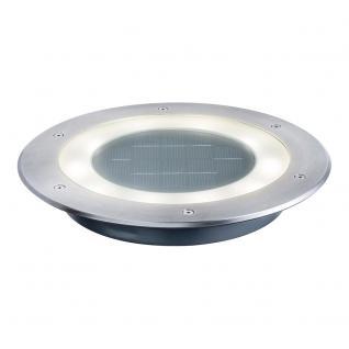Paulmann Special EBL Set Solar Boden Jupiter IP67 LED 1x0, 6W 250mm Eds/Klar Eds/Glas /