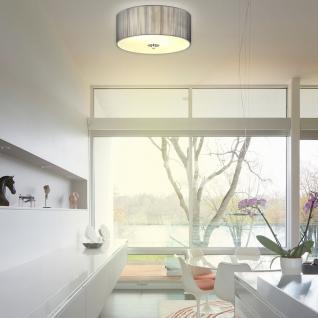 deckenleuchten mit stoff g nstig kaufen bei yatego. Black Bedroom Furniture Sets. Home Design Ideas
