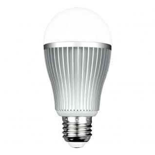 e27 led gl hbirne ilight 930 lumen 9 watt rgbw. Black Bedroom Furniture Sets. Home Design Ideas