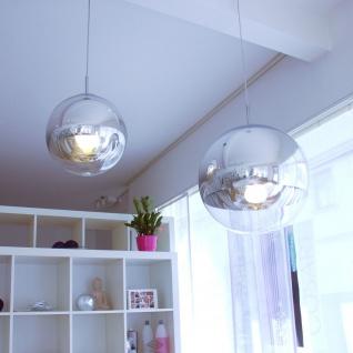 s.LUCE Fairy / Spiegelkugel Pendelleuchte / Restaurant- & Hotelbeleuchtung - Vorschau 3