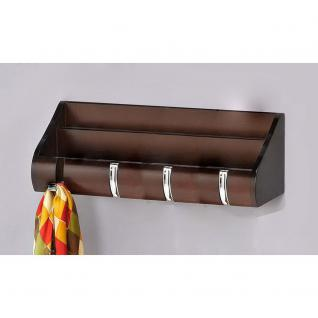 wandregal mit haken online bestellen bei yatego. Black Bedroom Furniture Sets. Home Design Ideas