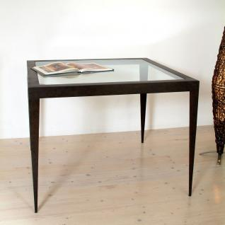 esstisch schwarz glas online bestellen bei yatego. Black Bedroom Furniture Sets. Home Design Ideas