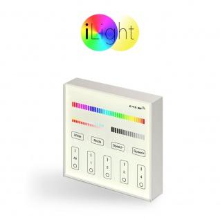 s.LUCE iLight Touch Panel für LED-Leuchtmittel RGB + CCT / Schalter / Fernbedienung