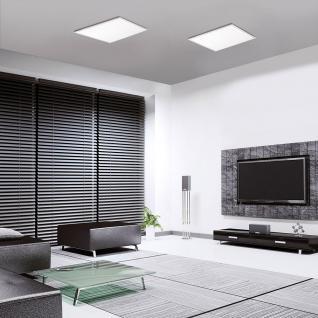 Licht-Trend Q-Flat 62 x 62 cm LED Deckenleuchte 2700 - 5000K / Weiss / Deckenlampe - Vorschau 5