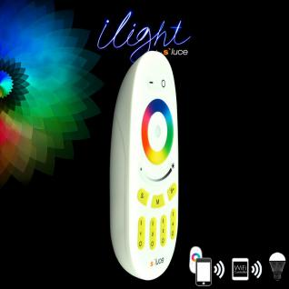 iLight E14 LED-Leuchtmittel 5W / RGBW WiFi Steuerung iPhone/iPad / LED-Lampe - Vorschau 5
