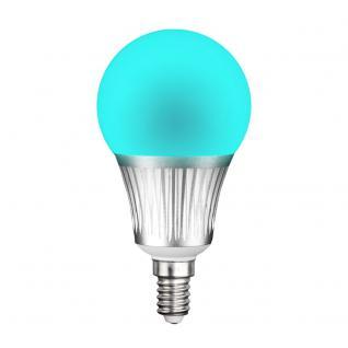 iLight E14 LED-Leuchtmittel 5W / RGBW WiFi Steuerung iPhone/iPad / LED-Lampe - Vorschau 3